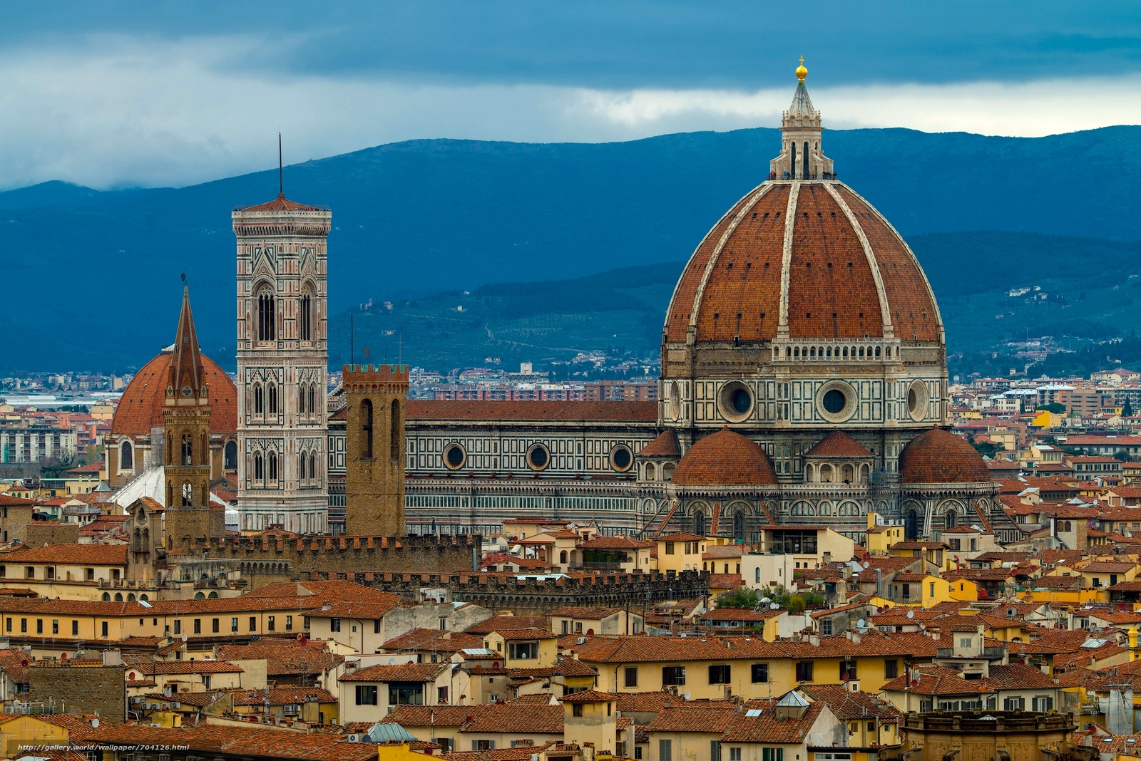 the properties of the florence cathedral
