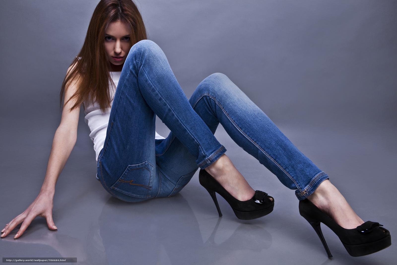 Идеи для фото девушкам на каблуках