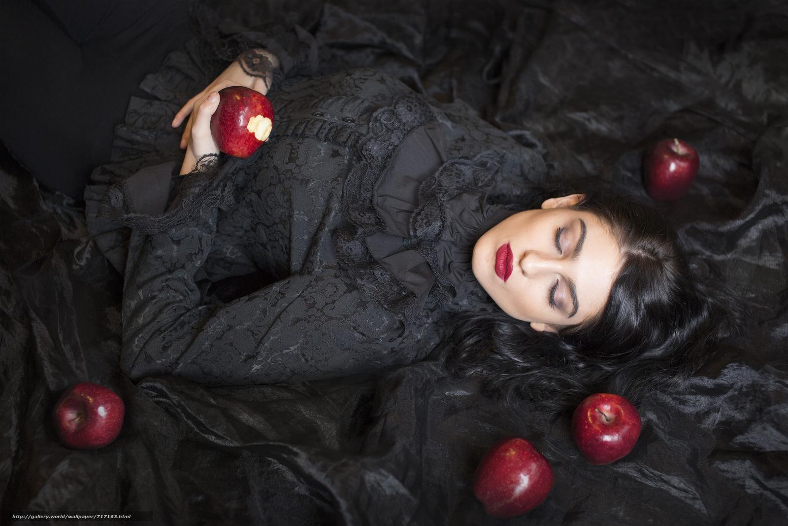 Игра Спящая красавица: макияж (Sleeping beauty makeover) 76