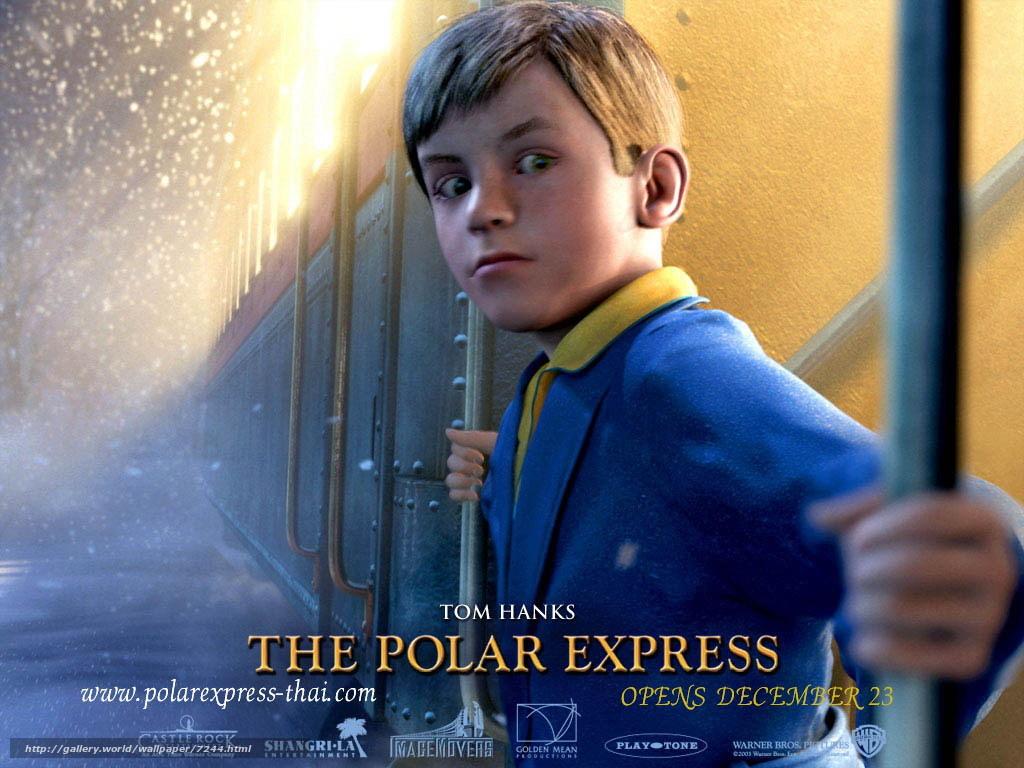 Polar express movie imax