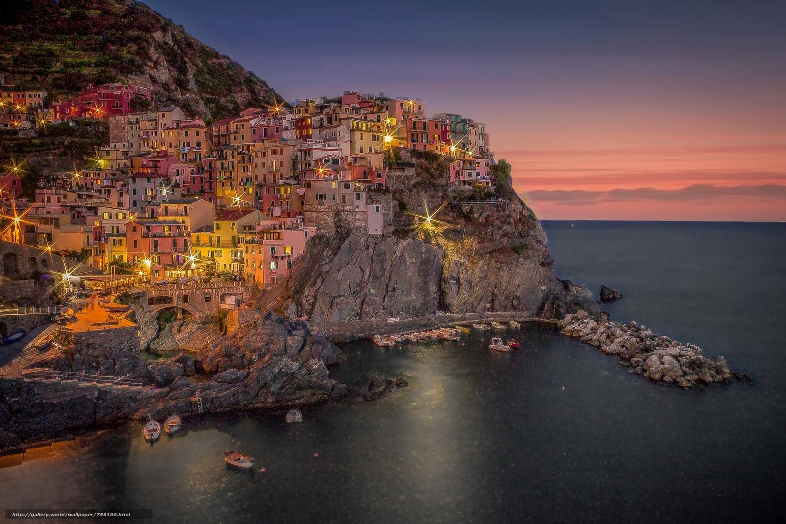 Manarola, Cinque Terre, Italy, Manarola, Italy