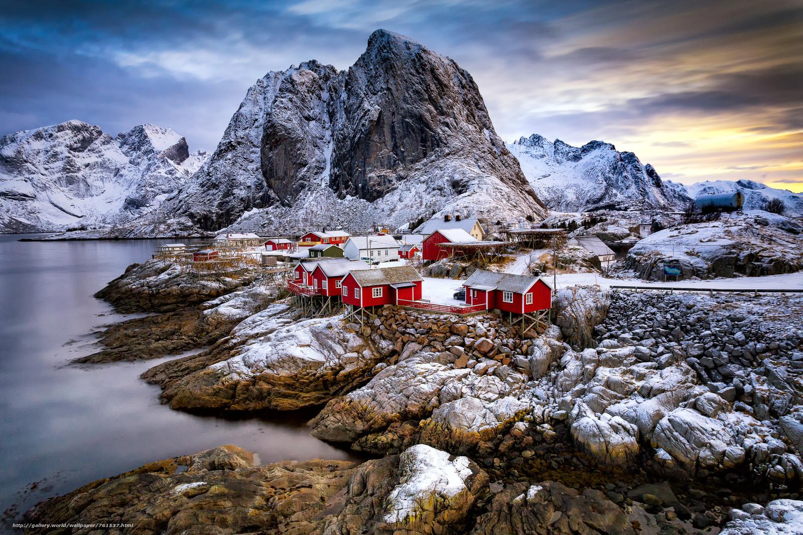 Lofoten, The Rhine, Queen, Norway, Lofoten, Lofoten Islands