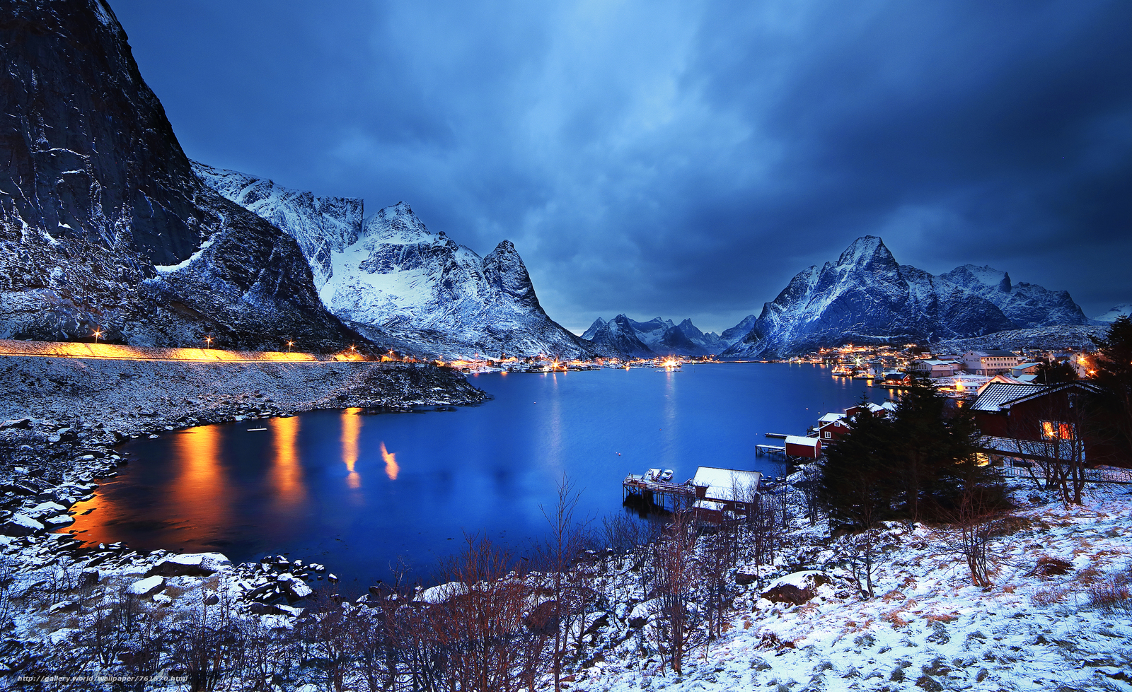 Lofoten, Rhine, Queen, Norway, Lofoten, Lofoten Islands