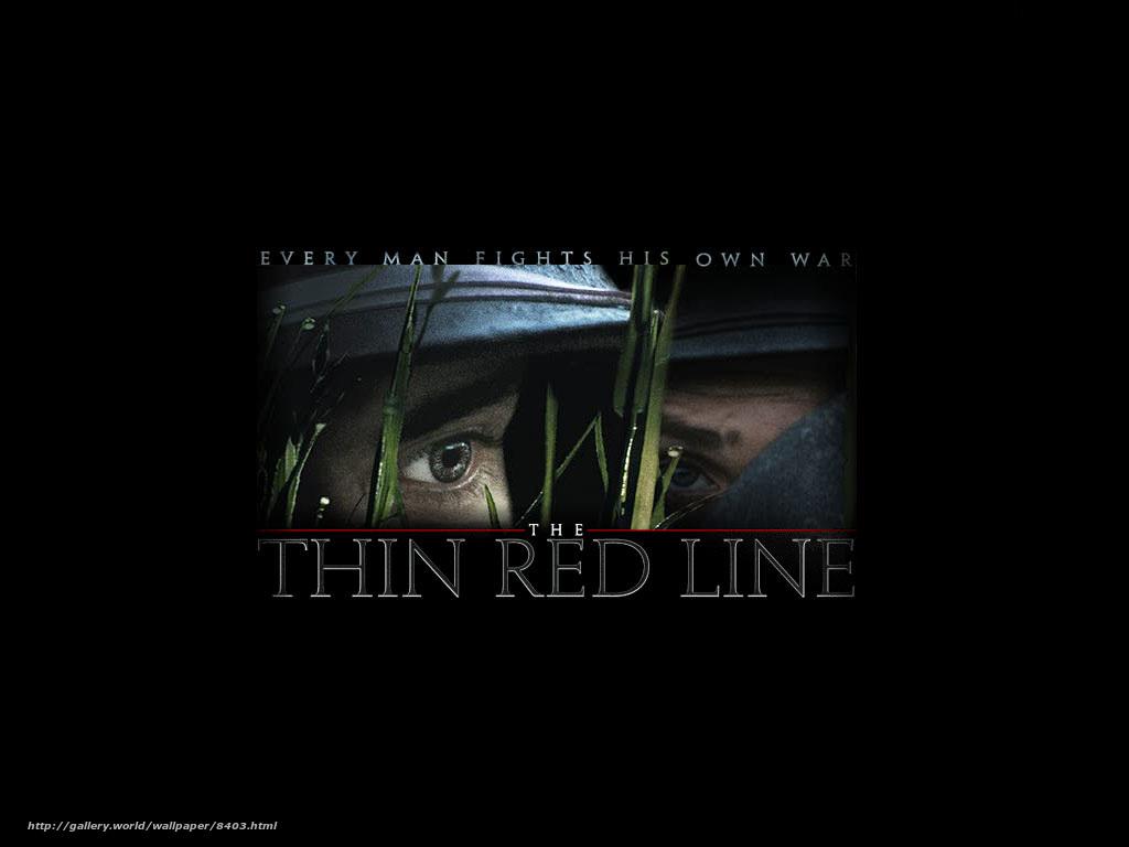 Тонкая красная линия, The Thin Red Line, фильм, кино
