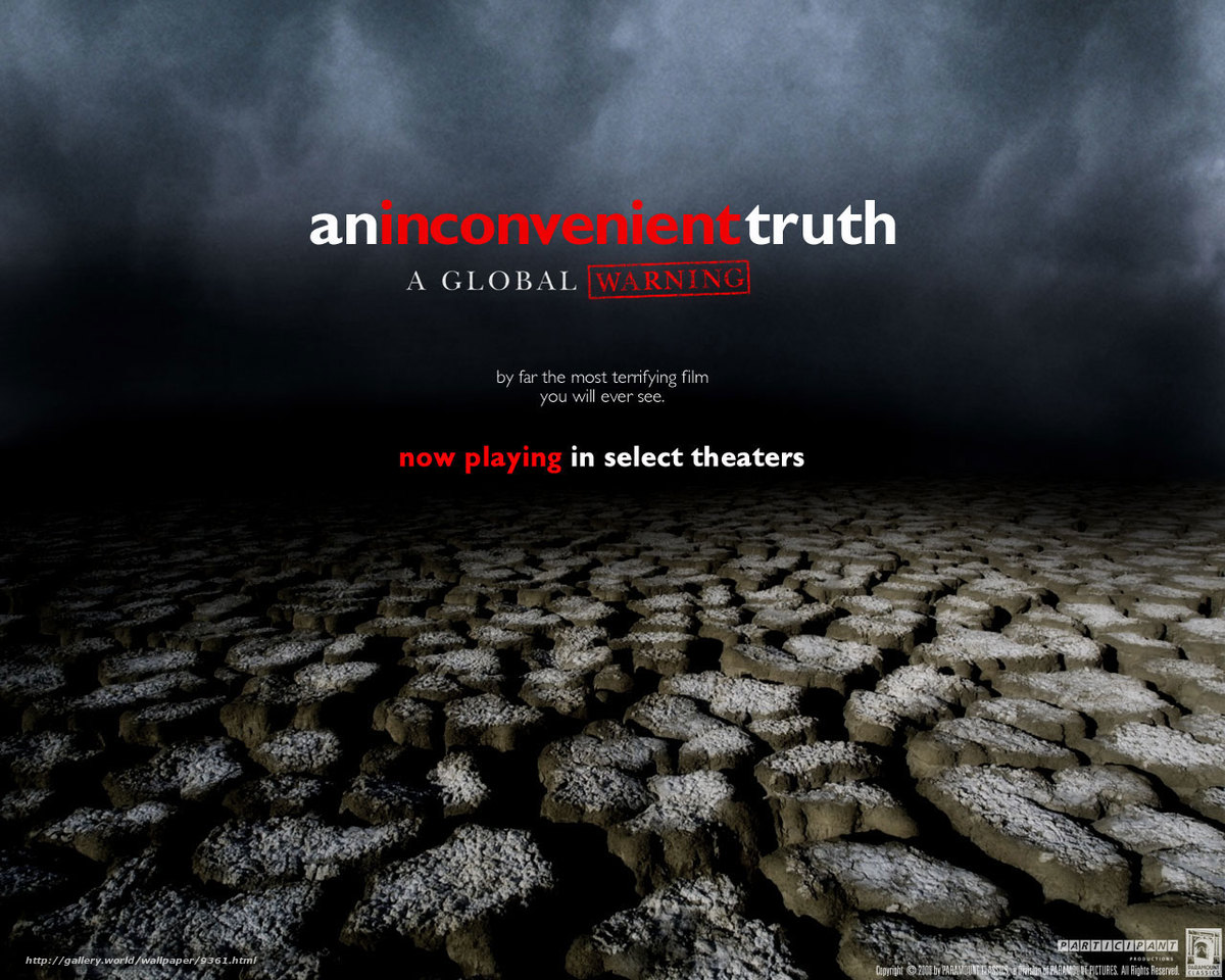 an evaluation of the purpose of using two different posters for an inconvenient truth a film by davi This poster is for a movie called an inconvenient truth it is an american documentary film the poster is simple using a picture created by cartographic software then just put the information on it in the space below and in 2-3 sentences, explain two different pieces of evidence used by gore to.