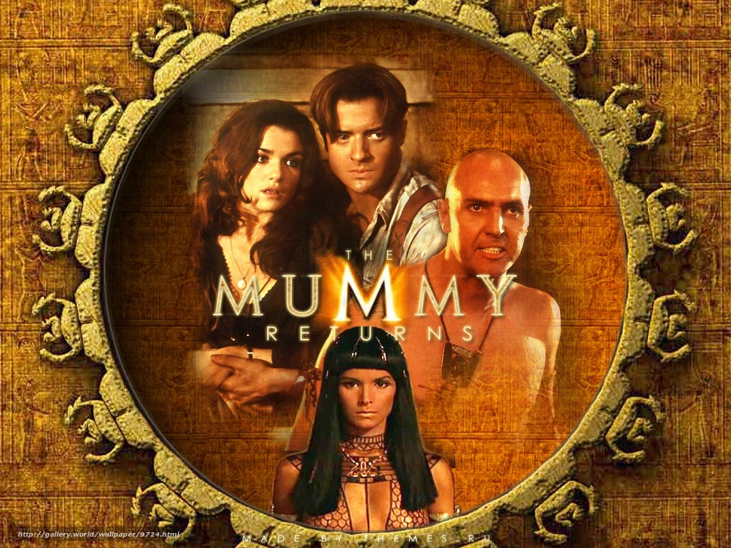 Mummy wallpaper