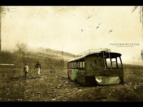 fortitude, attrition, age, rusty bus