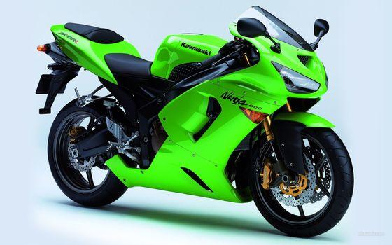 Kawasaki, Ninja, Ninja ZX-6RR, ZX-6RR ninja 2005, Moto, Motociclete, moto, motociclet, motociclet
