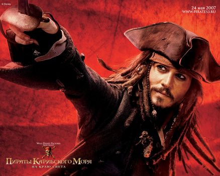 Pirates of the Caribbean: At World's End, Pirates of the Caribbean: At World's End, film, movies