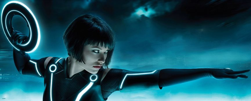 Tron: Legacy, Carrire, Olivia Wilde