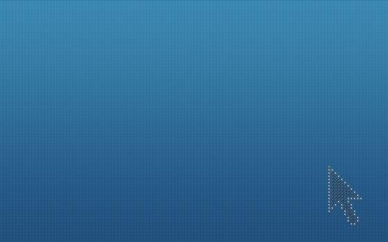 vladstudio, cells, cursor, arrows, blue