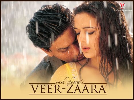 Вир и Зара, Veer-Zaara, film, movies