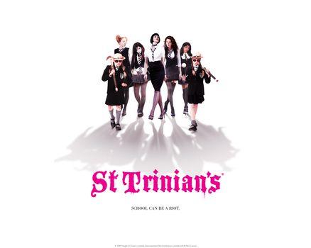 Одноклассницы, St. Trinian's, film, movies