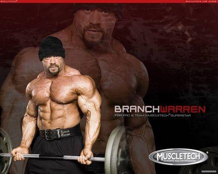 branch warren, body-building, bar