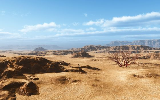 Kutarnik, Mining, plateau