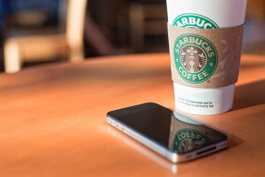 coffee, and, iphone, brands