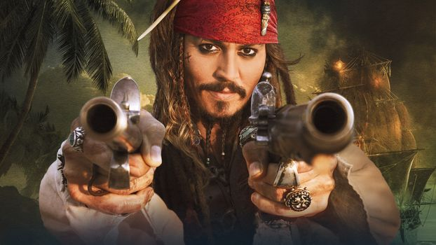 Pirates of the Caribbean, pirates of the caribbean, Jack