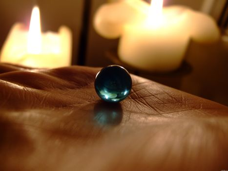 candle, marble, macro, jersey