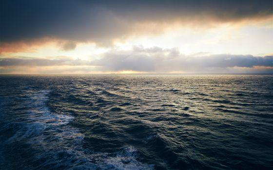 sea, waves, nice