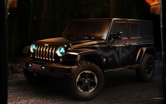 Jeep, Wrangler, Car, machinery, cars