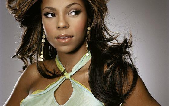 Ashanti, singer, actress, dancer