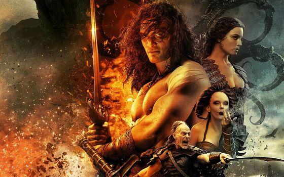 fantasy, Warrior, Conan the Barbarian