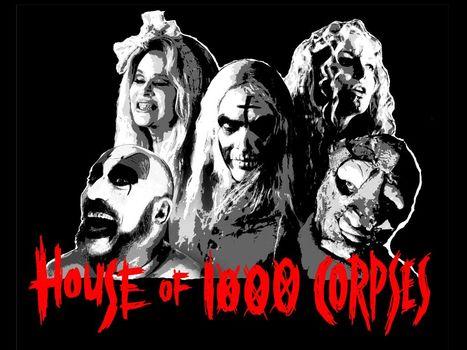 Дом 1000 трупов, House of 1000 Corpses, фильм, кино