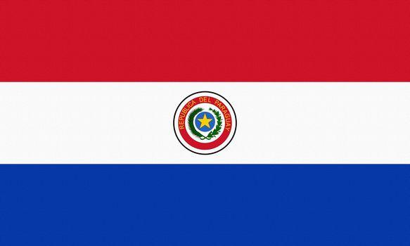 Paraguay, flag