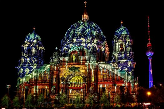 berlin, cathedral, festival