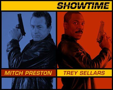 O show comea, Showtime, filme, filme