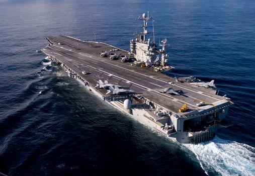 USS Harry S. Truman, aircraft carrier, aircraft carrier