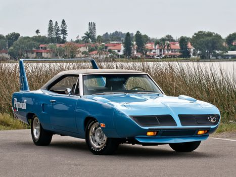 Plymouth, Road Runner, Superbird, 1970