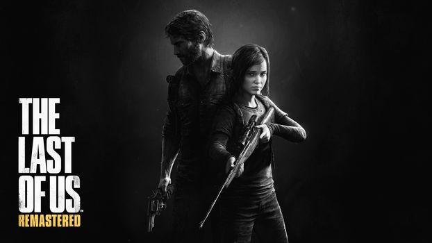 The Last of Us, The Last of Us Remastered, HD, games, Joel, Ellie, PS4, Naughty Dog