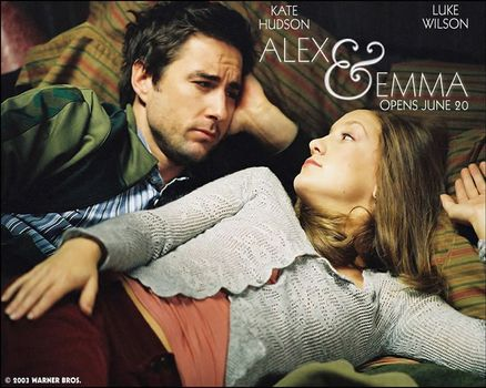 Alex e Emma, Alex & Emma, filme, filme