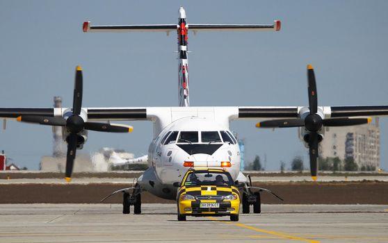 aviation, plane, airport, transportation, aircraft