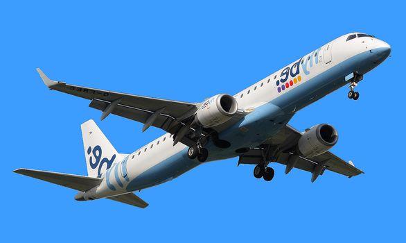 plane, aircraft, aviation, flight, Liner