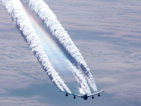 Aviatsiya.samolet.layner, sky, polet.samolety