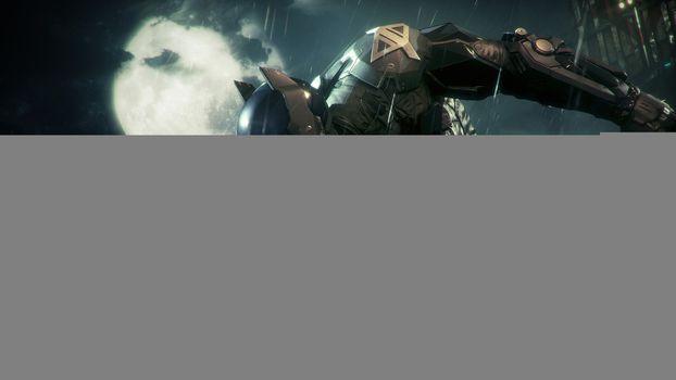 Arkham Knight, Batman, Batman: Arkham Knight, games