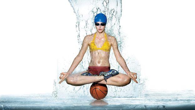 girl, baby, little, sports, sport girl, athletic girl, athletic body, Bikini, summer, partygirls, swimgirls, ballerina girls, gym, gymnastic, rithmic gymnastic, fashion, colorfull, active, activewear, sportswear, workout, train