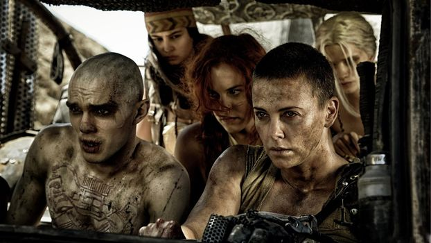 Mad Max: Fury Road, Mad Max: Fury Road, Charlize Theron