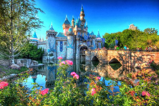 Disneyland, Southern California, It celebrated its 60th anniversary