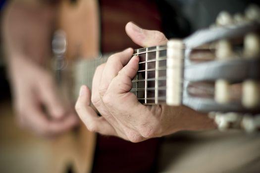 Music, guitar, large
