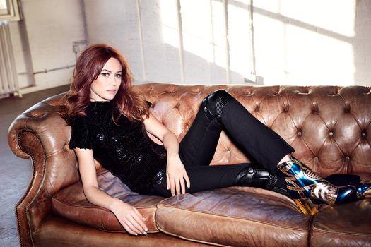Olga Kurylenko, actress, model