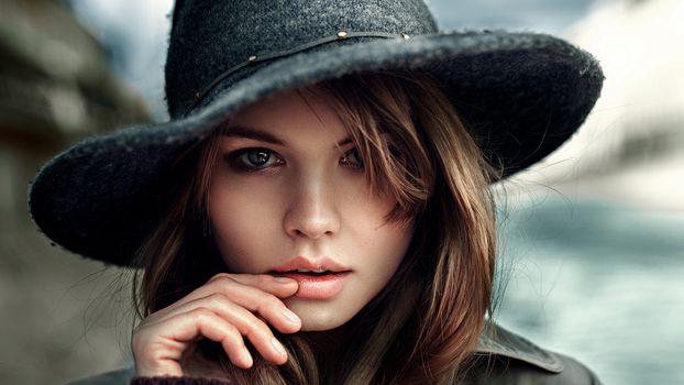 girl, Girls, women, beautiful, cute, young, Attractive, Charming, cutie, photograph, portrait