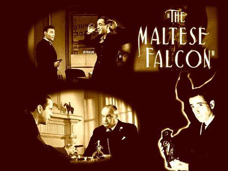 Мальтийский сокол, The Maltese Falcon, фильм, кино
