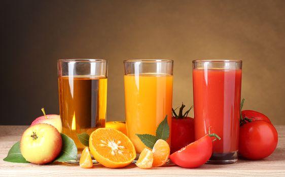 Cocktails, drinks, orange, volumes, apple