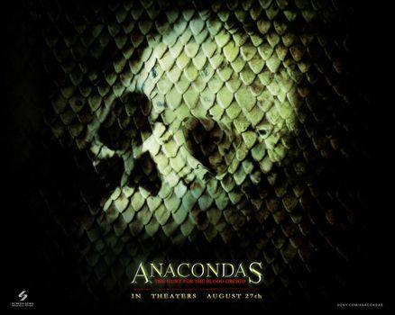 Anaconda 2: Hunt for the Blood Orchid, Anacondas: The Hunt for the Blood Orchid, film, movies