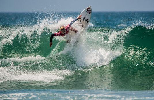 sea, waves, spray, surfing