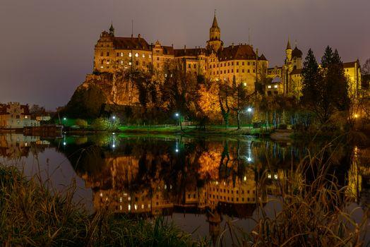 Hohenzollern Castle, Baden-Wuerttemberg, Germany