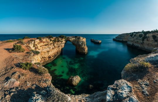 Portugal, West Coast, sea, Rocks, landscape
